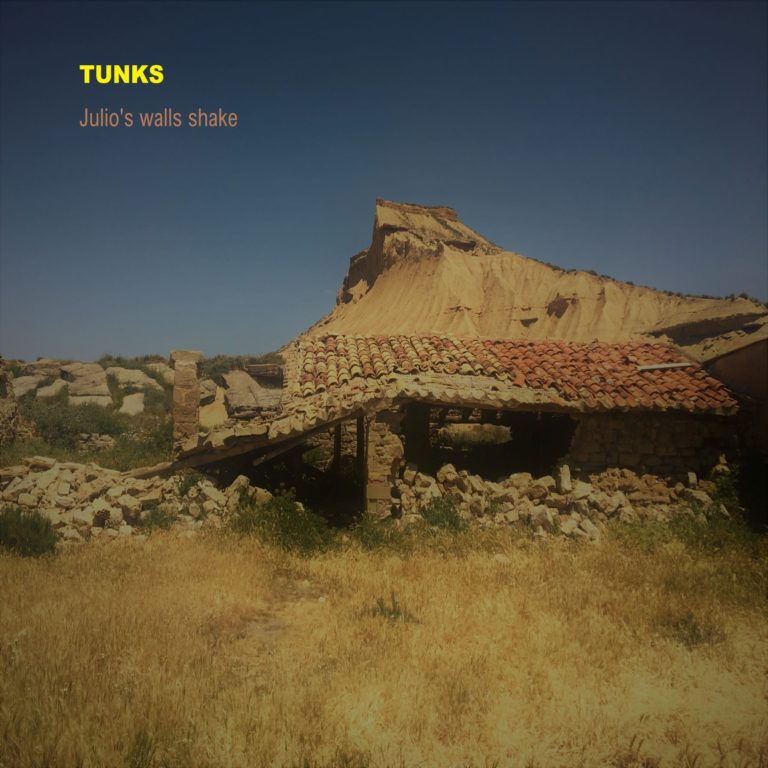 Tunks «Julio's Walls Shake» Album
