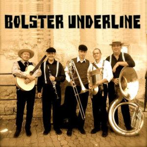 """Bolster Underline """"#1"""" LP"""