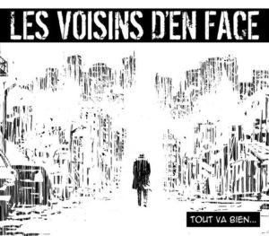 """Les Voisins D'en Face """"Tout va bien"""" Album"""
