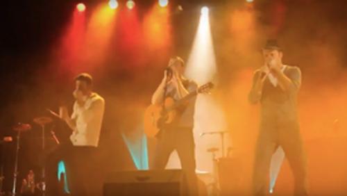 Jouby's Trio, Live à Villenave d'Ornon