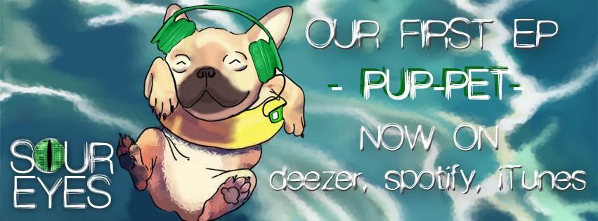 Sour Eyes Ep Pup-Pet